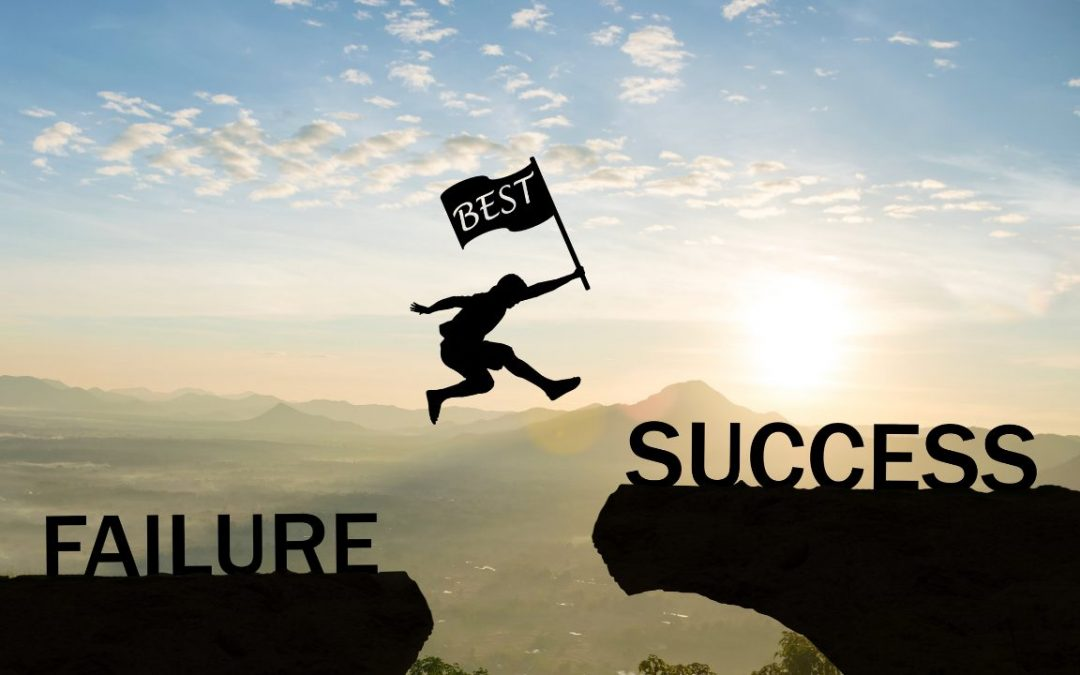 (10) Ways to Overcome the Fear of Failure