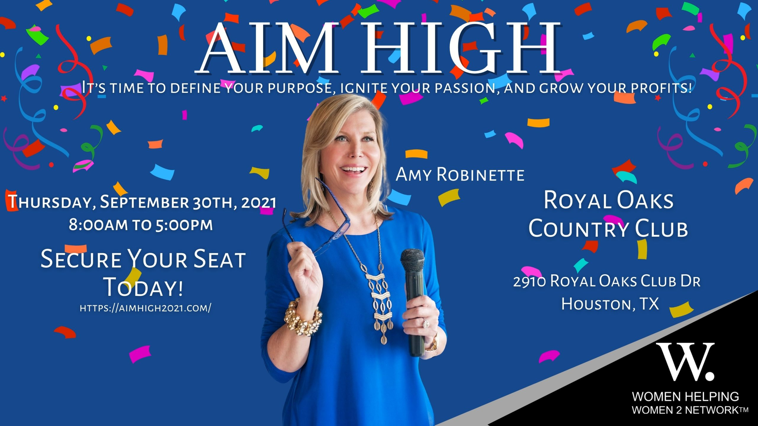 Aim High & Why